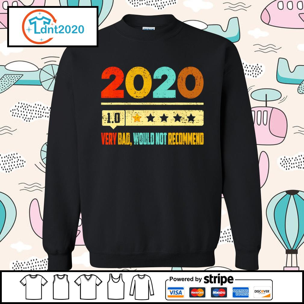 2020 1.0 very bad would not recommend vintage s sweater