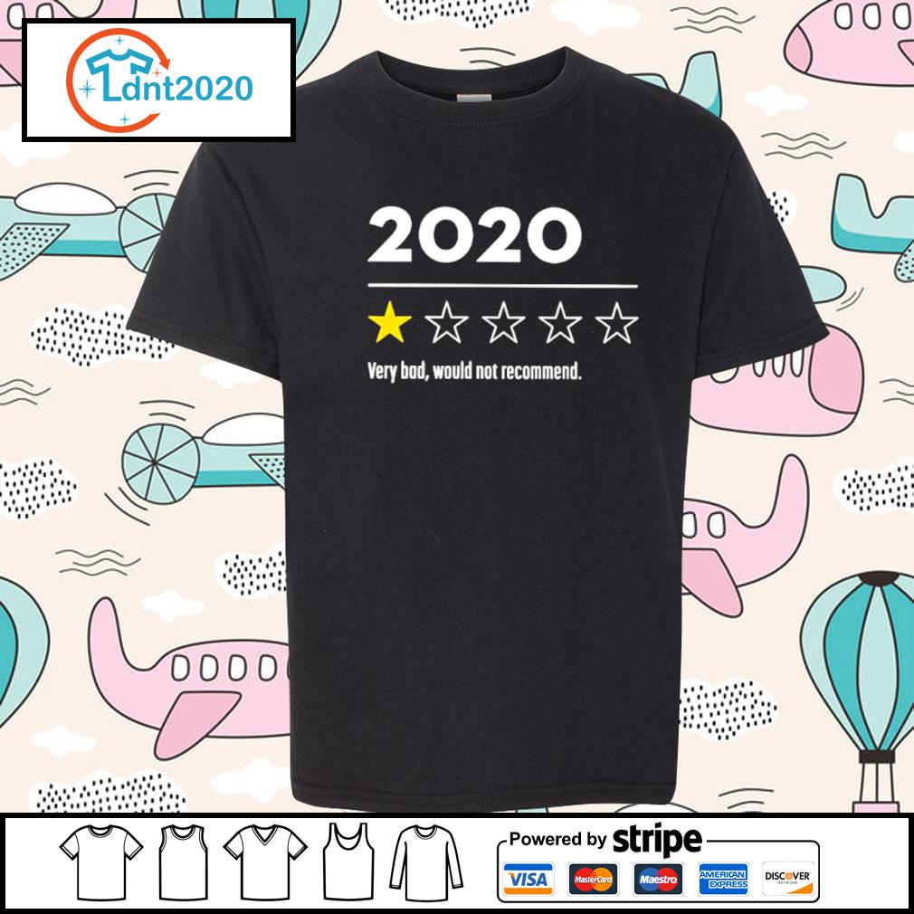 2020 very bad would not recommend s youth-tee