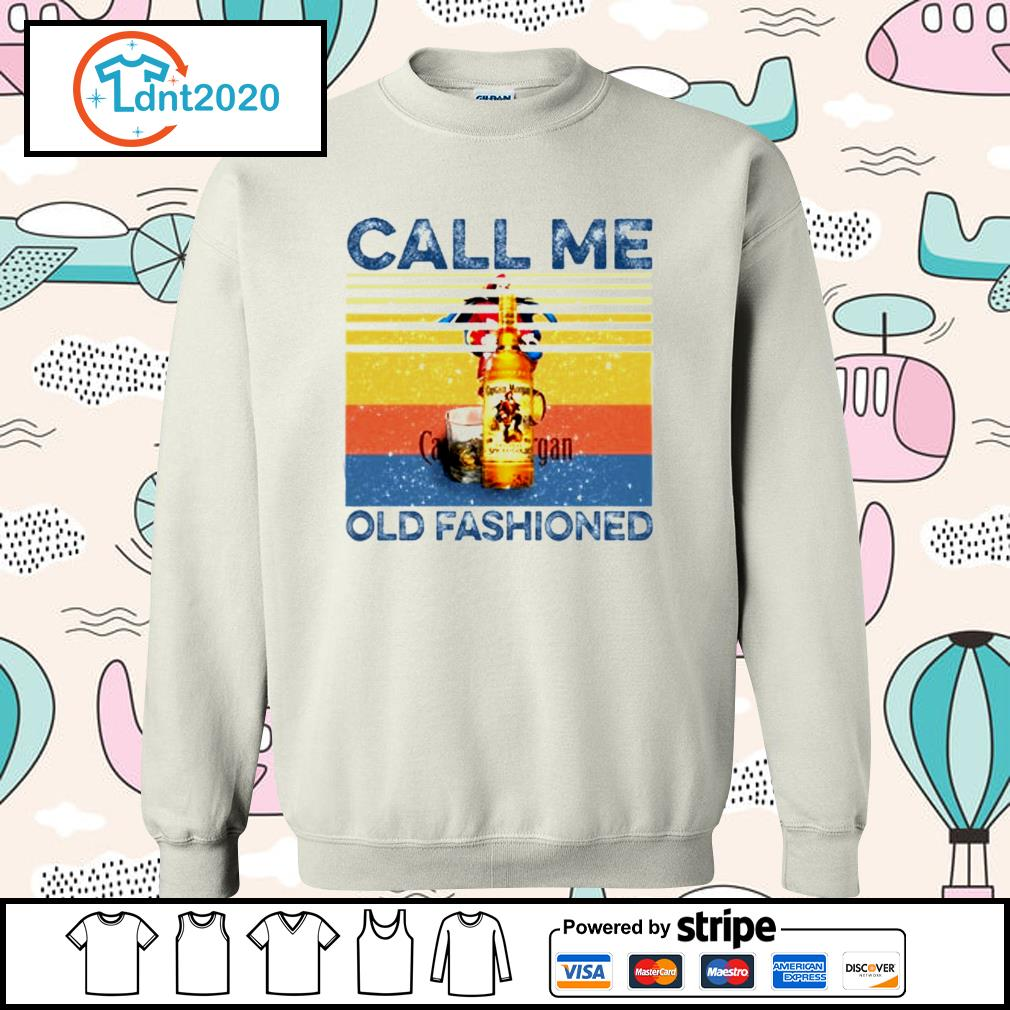 Call me old fashioned vintage s sweater