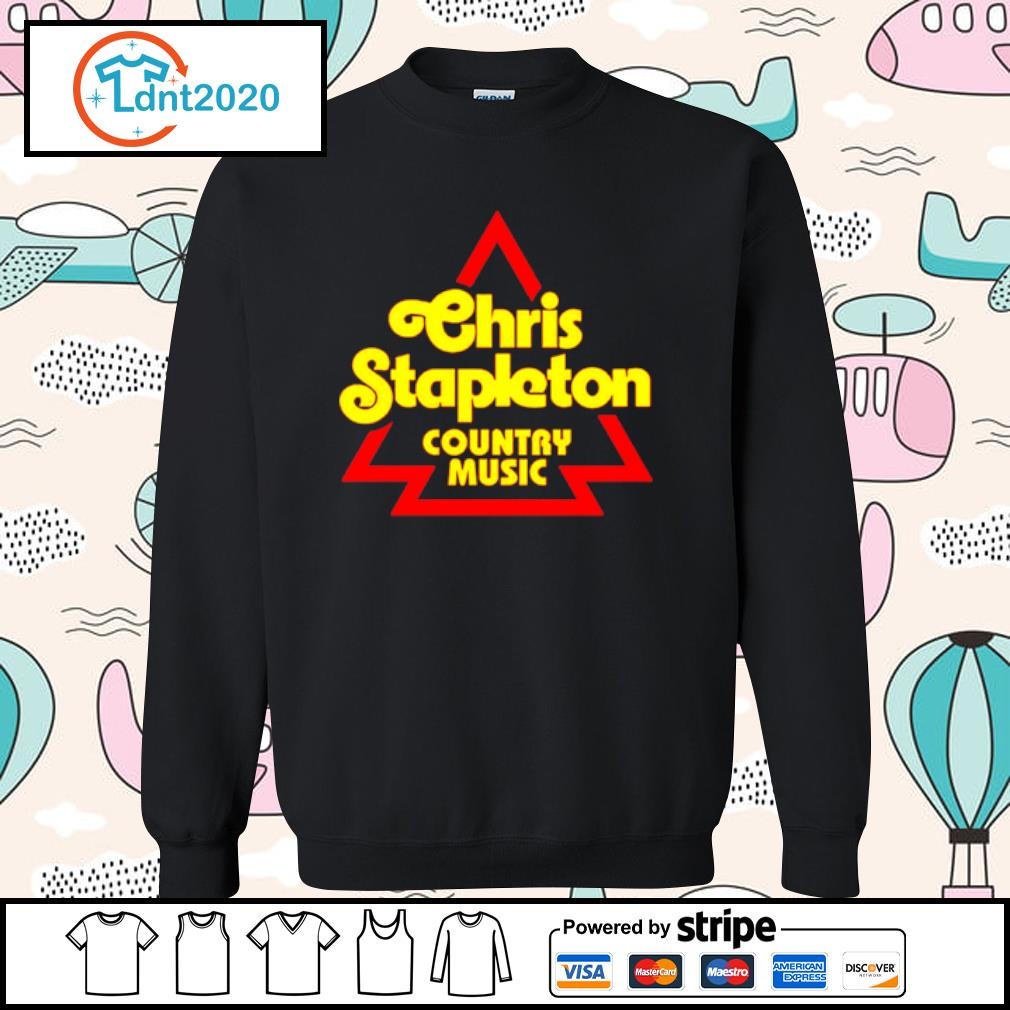 Chris Stapleton Country music Shirt sweater