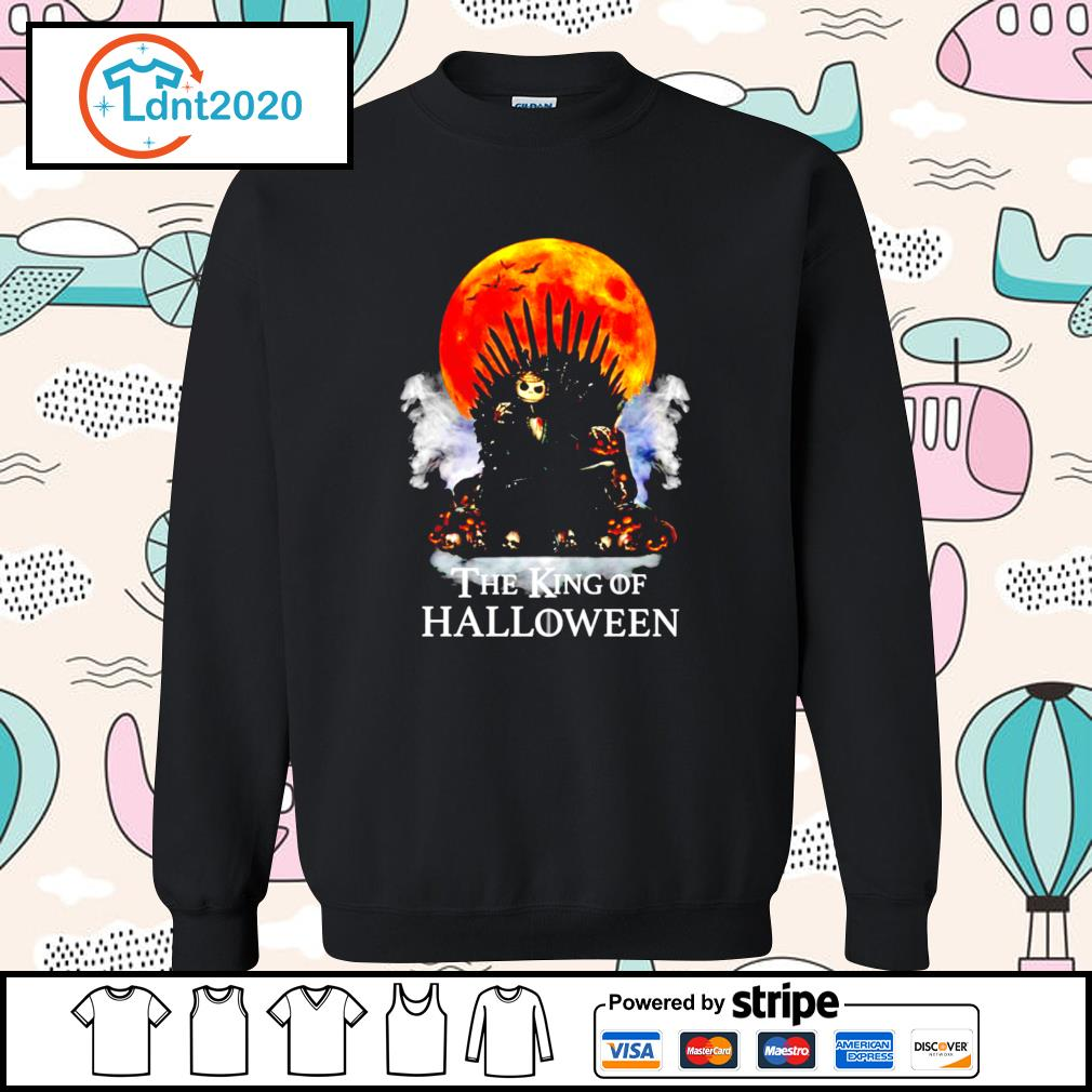 Halloween Game of Thrones the King of Halloween s sweater