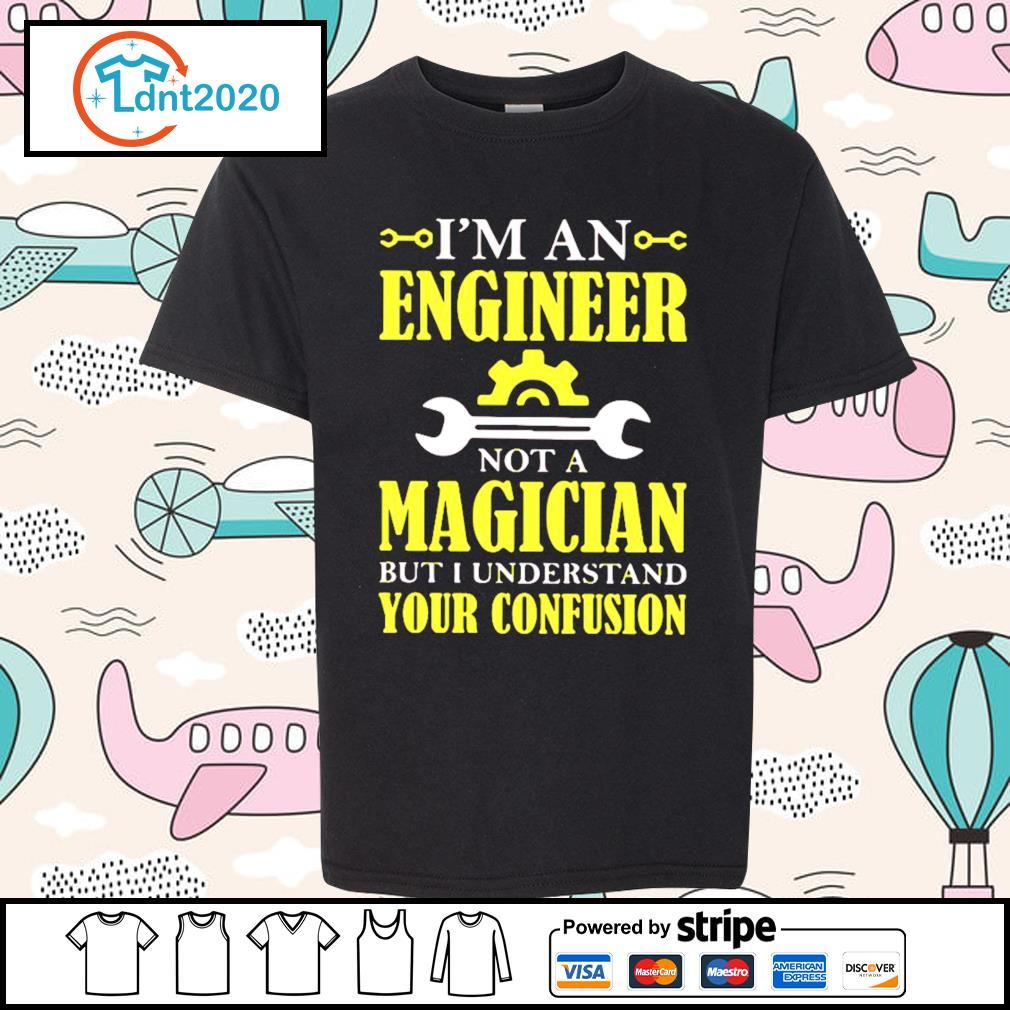 I'm an engineer not a magician but I understand your confusion s youth-tee