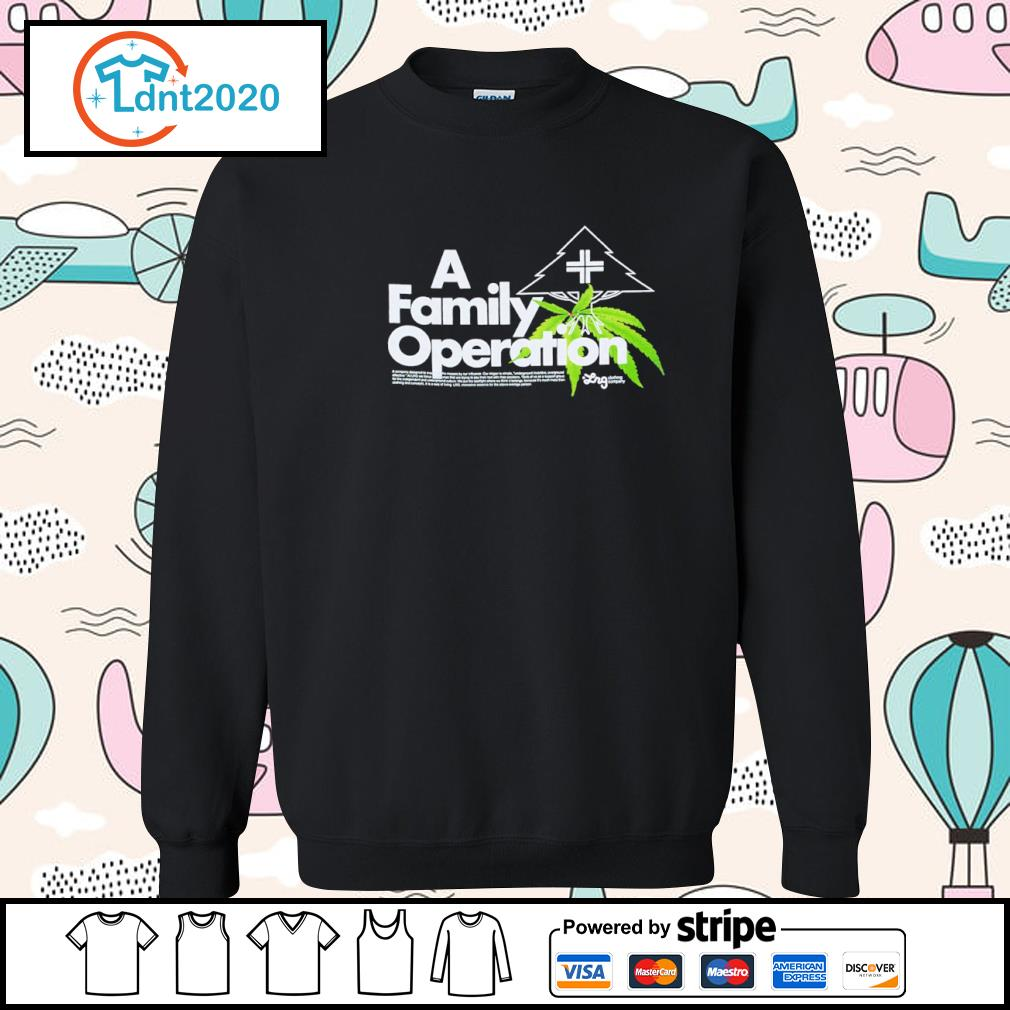 A family operation s sweater