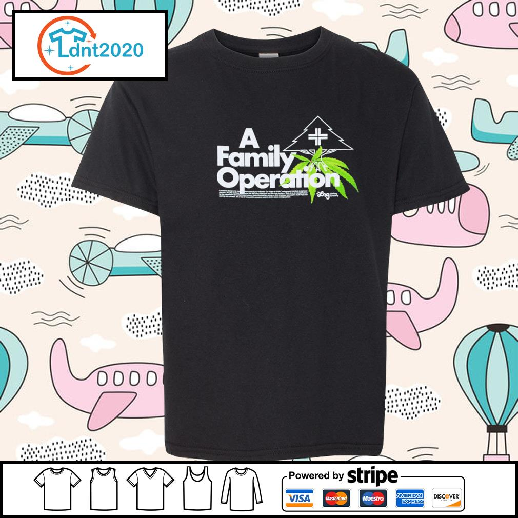 A family operation s youth-tee