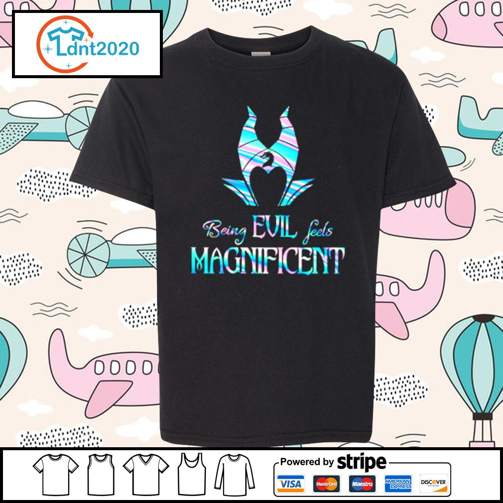 Being avil feels Magnificent s youth-tee