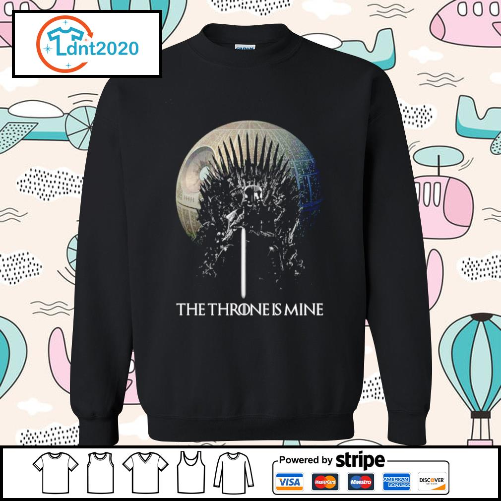 Darth Vader the Throne is mine s sweater