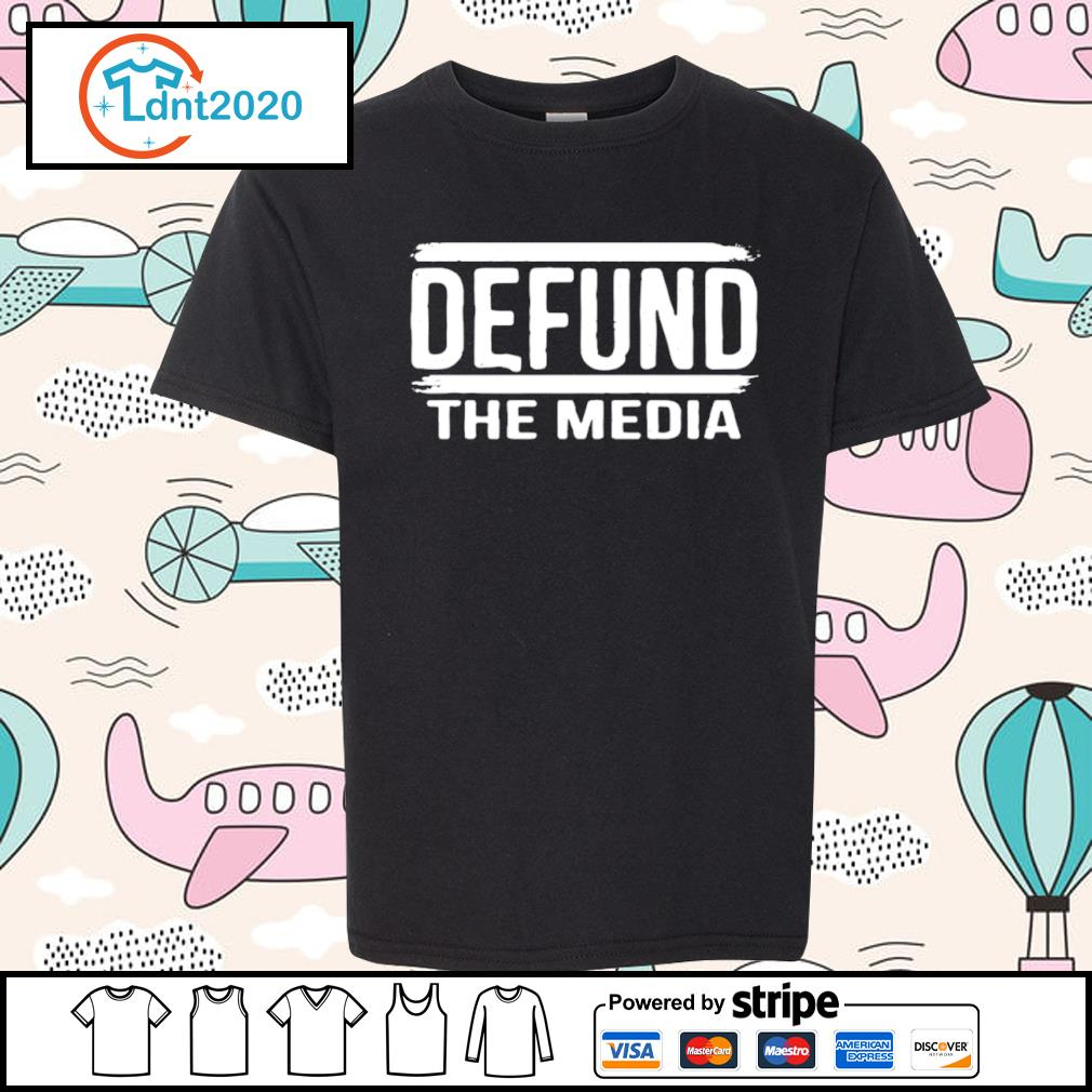 Defund the media s youth-tee