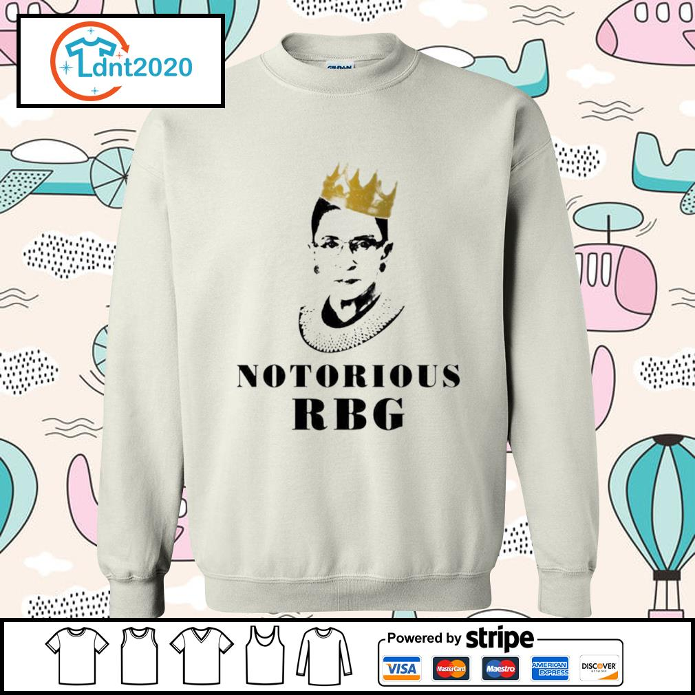 Notorious RBG Ruth Bader Ginsburg s sweater