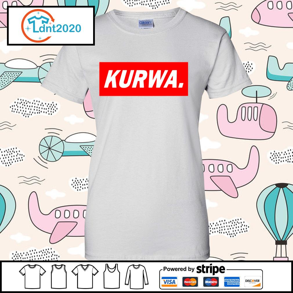 Official Kurwa s ladies-tee