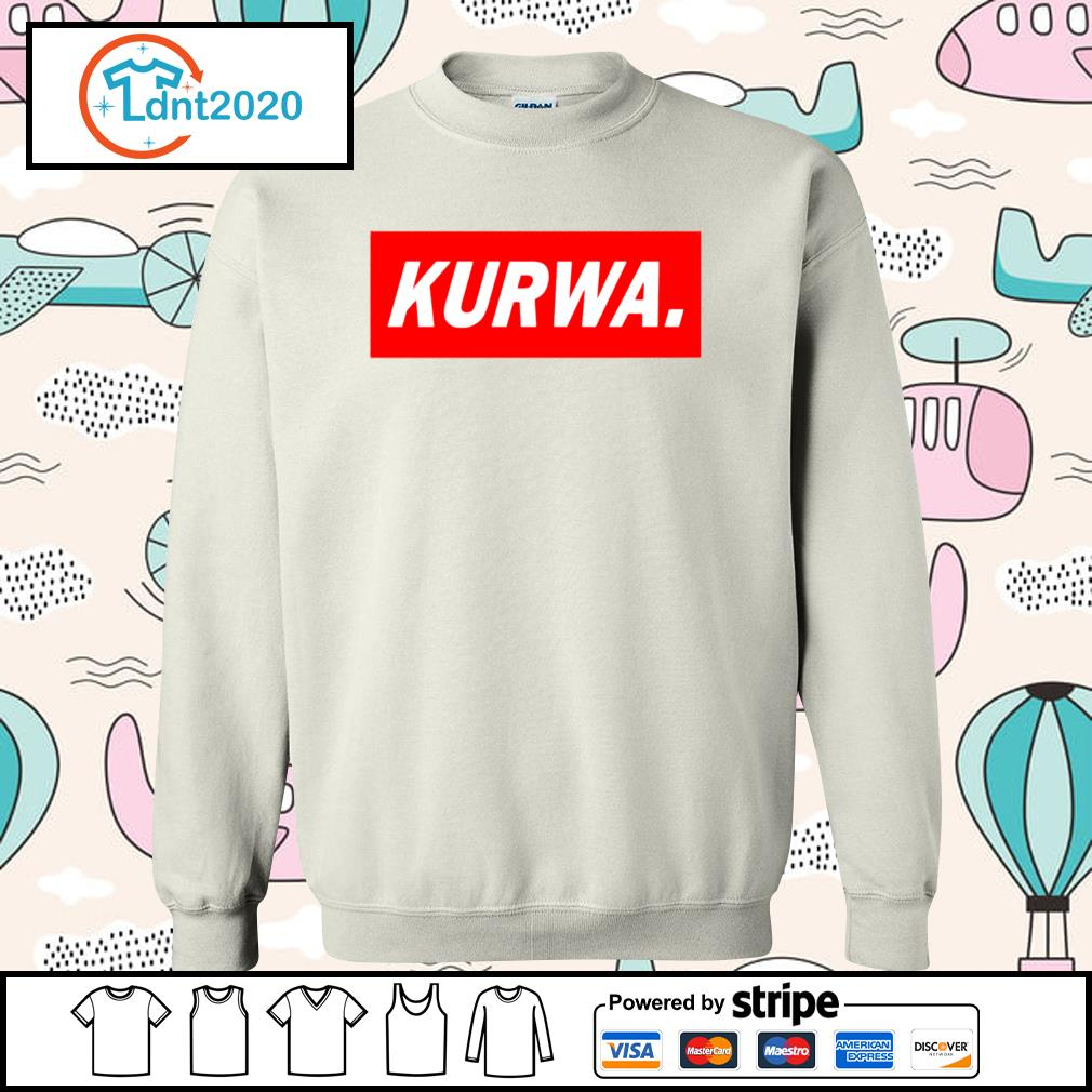 Official Kurwa s sweater