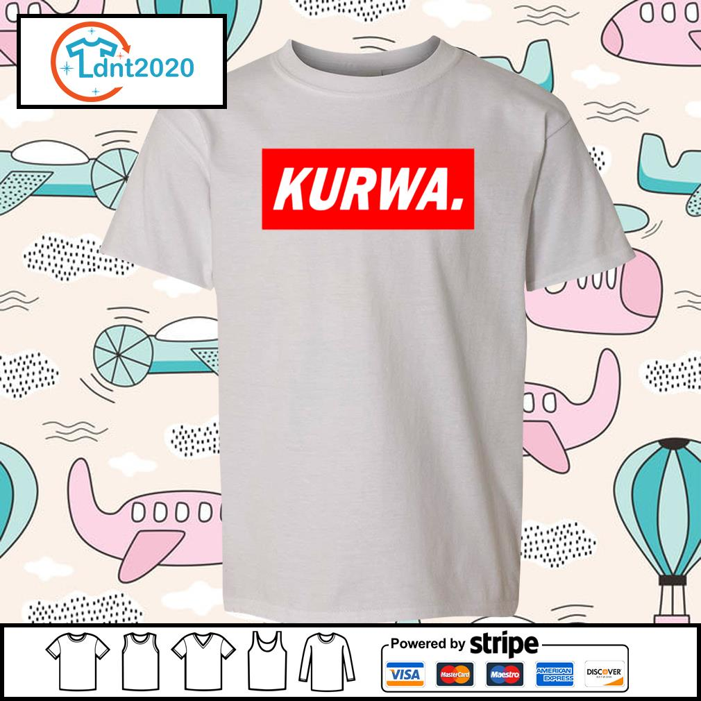 Official Kurwa s youth-tee