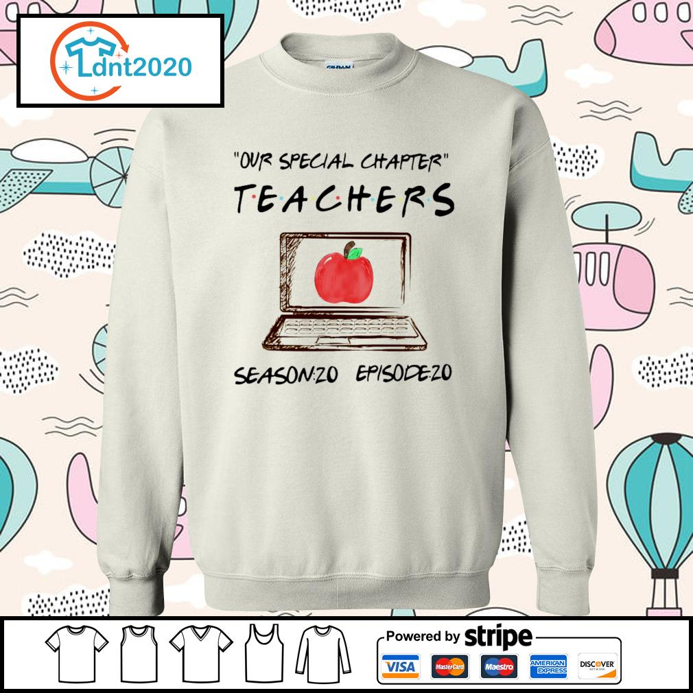 Our special chapter teachers season 20 episode 20 s sweater