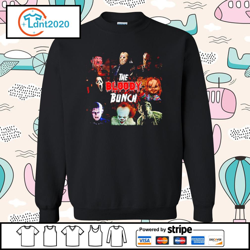 The Bloody Bunch Halloween s sweater