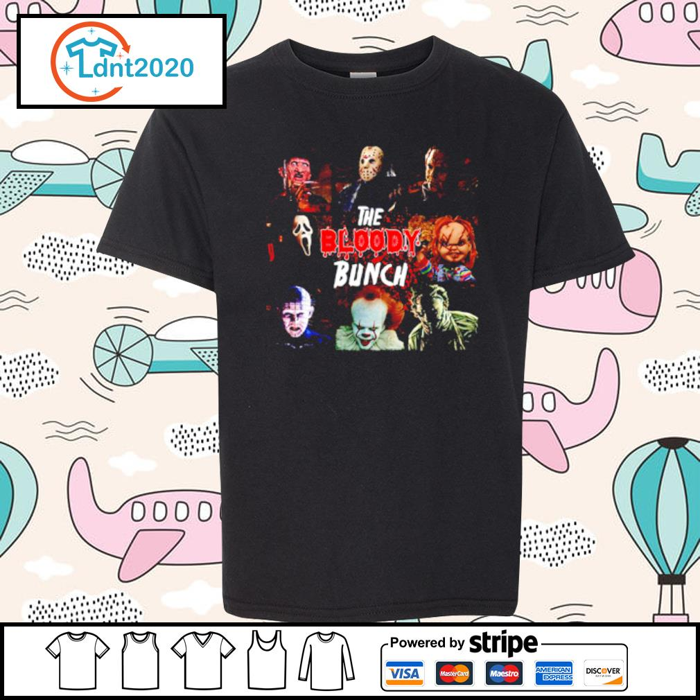 The Bloody Bunch Halloween s youth-tee