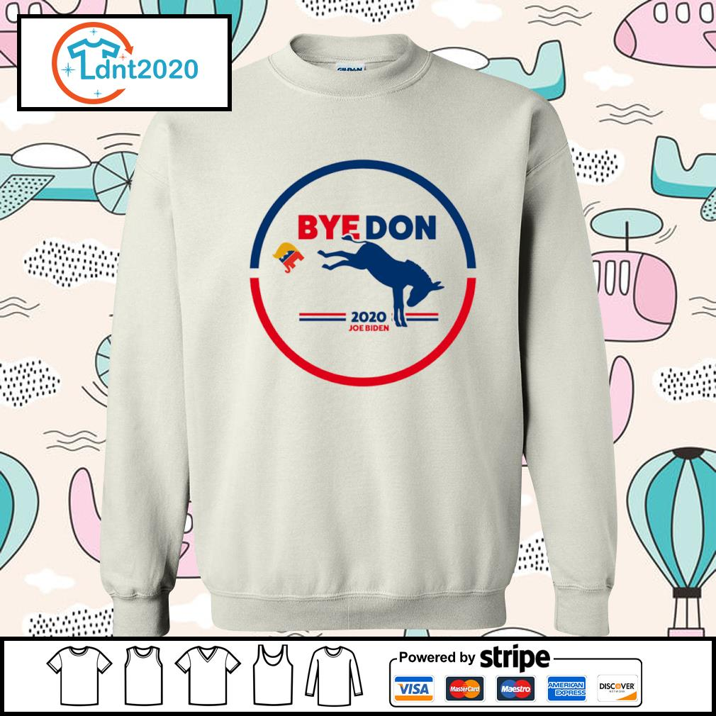 Byedon 2020 political s sweater