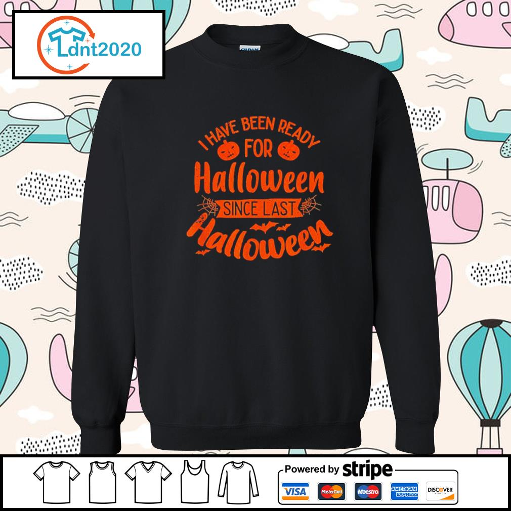 I have been ready for Halloween since last Halloween s sweater