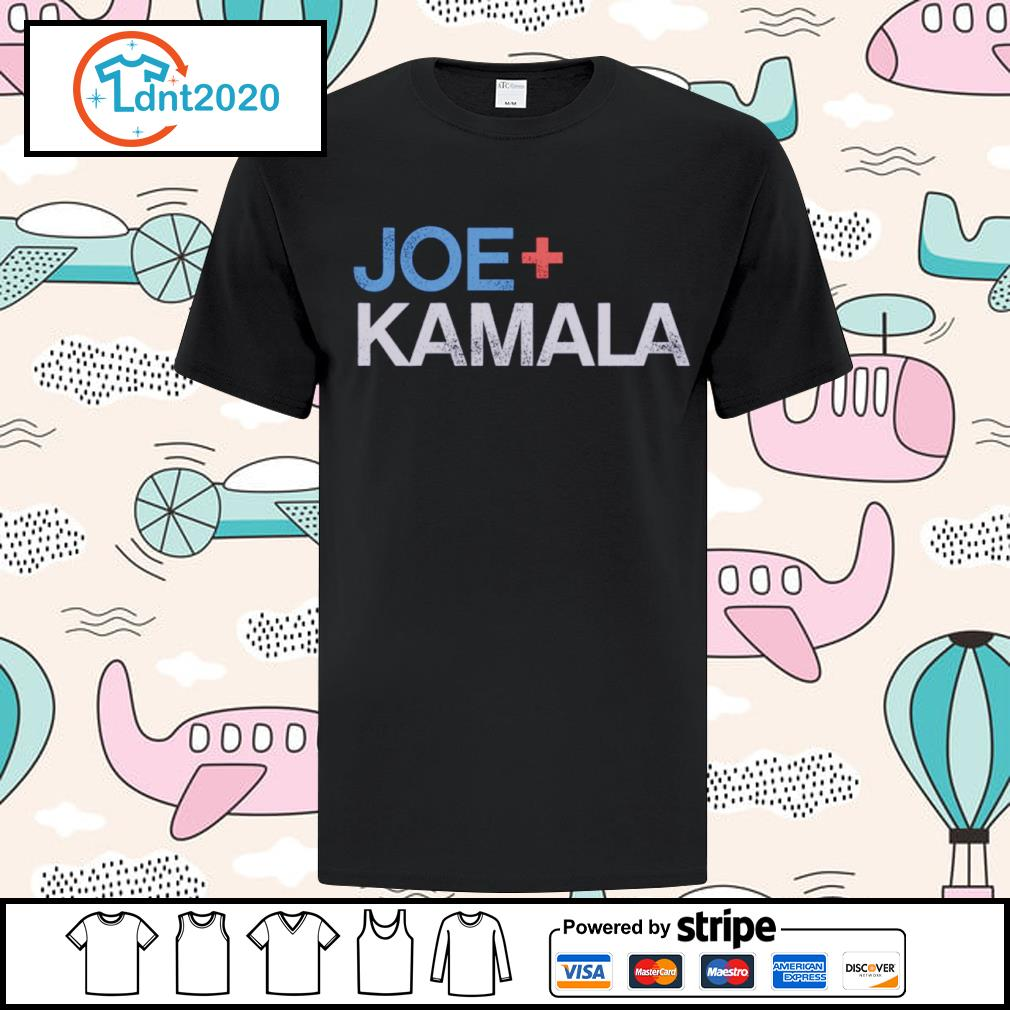 Joe plus Kamala Biden Harris shirt