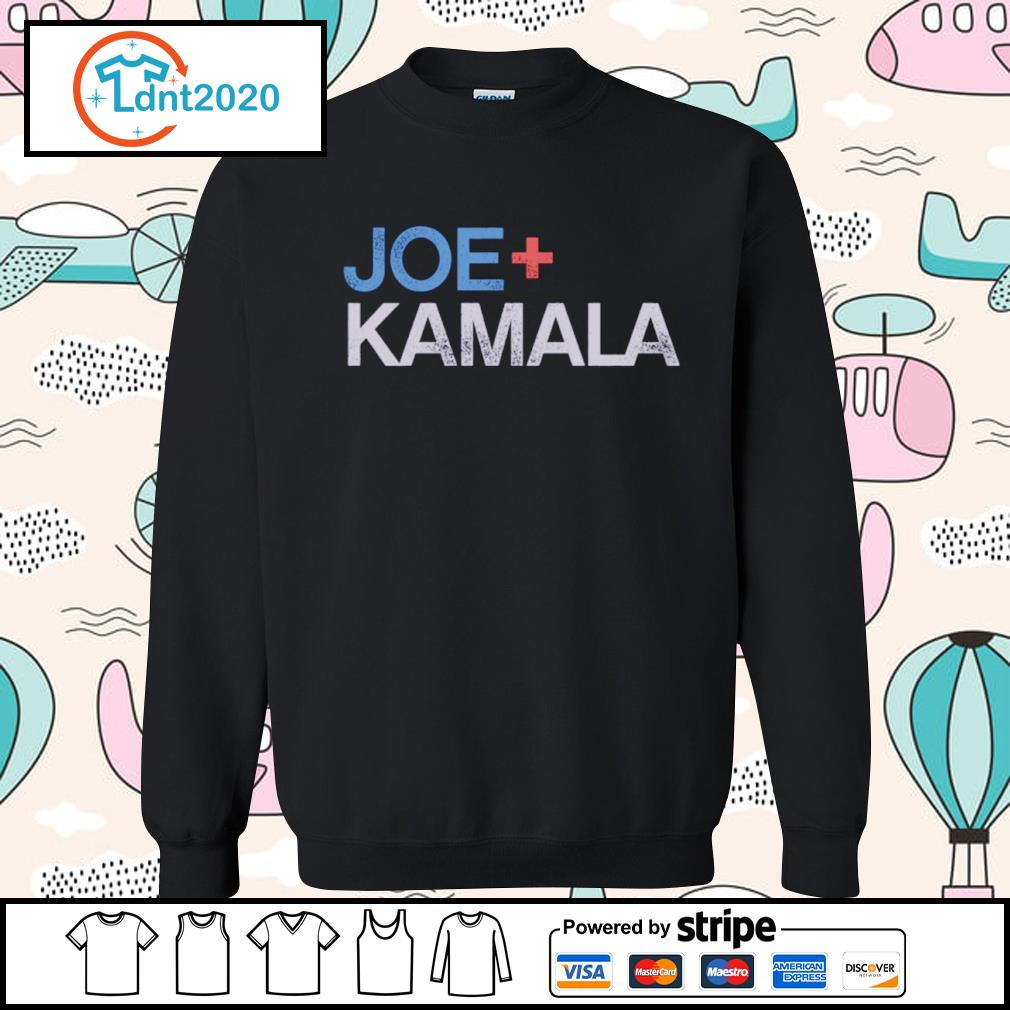 Joe plus Kamala Biden Harris s sweater
