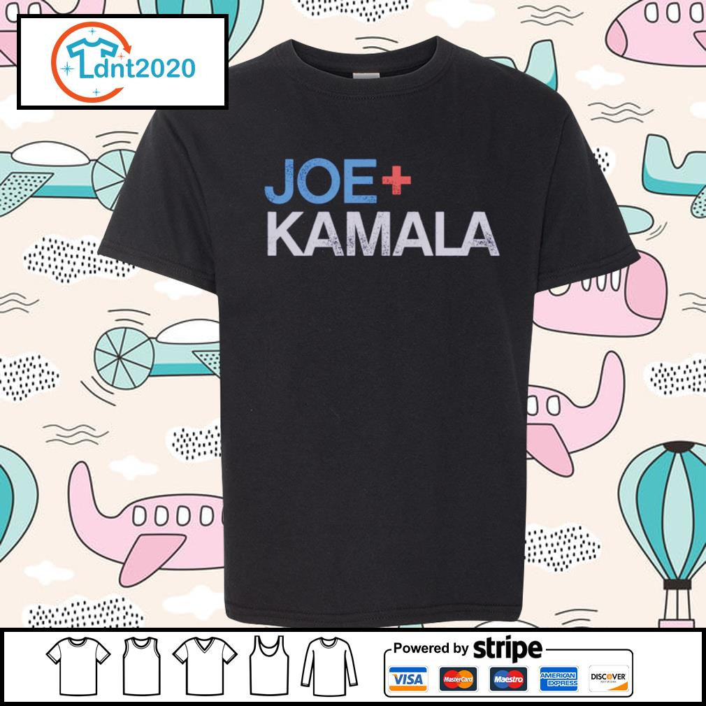 Joe plus Kamala Biden Harris s youth-tee