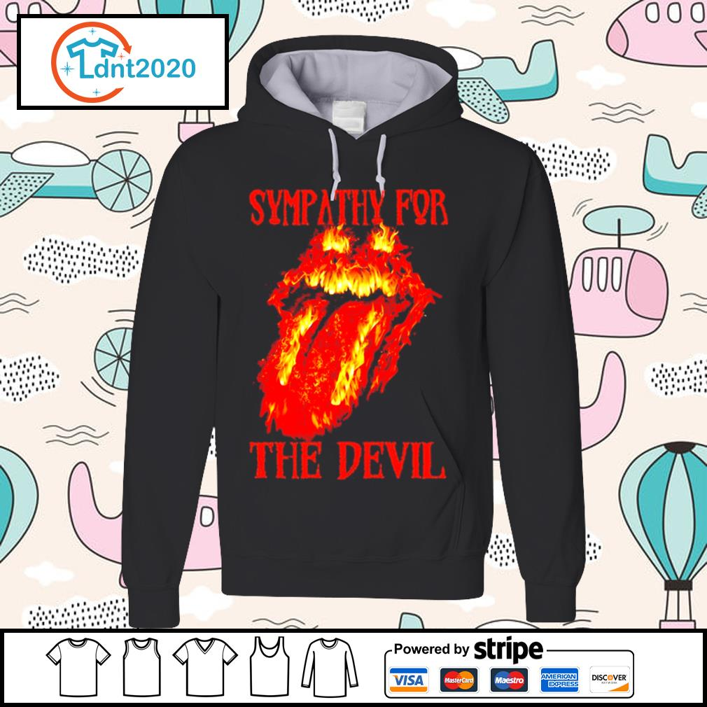 The Rolling Stones Sympathy for the devil s hoodie